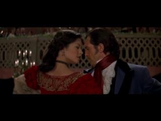незабываемое танго любви из фильма - маска зорро / the mask of zorro (1998)