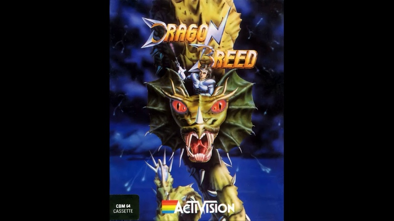 Old School {Amiga} Dragon Breed ! FULL OST SOUNDTRACK