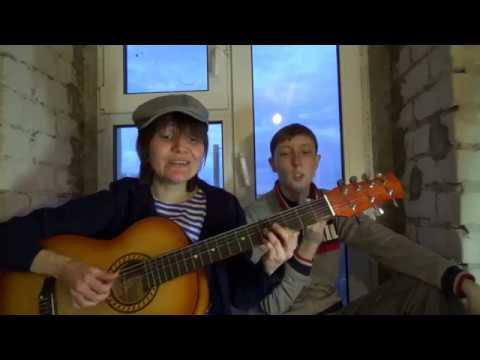 Ты помнишь чудный ясный вечер мая - блатные песни под семиструнную гитару