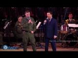 Иосиф Кобзон и Александр Захарченко поют песню Я люблю тебя, жизнь