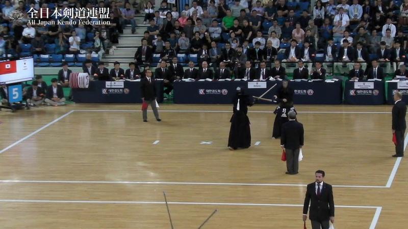 EM 17WKC Men's Individual Tournament Semi Final