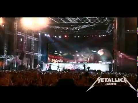 Metallica - Ride The Lightning [Live Porto Alegre January 28, 2010]