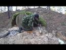 Vitalik Ignatyuk Выживание 48 часов 2 часть Построил дом Хоббитов! Ловушки на фазанов! Запекаю фазана в глине!
