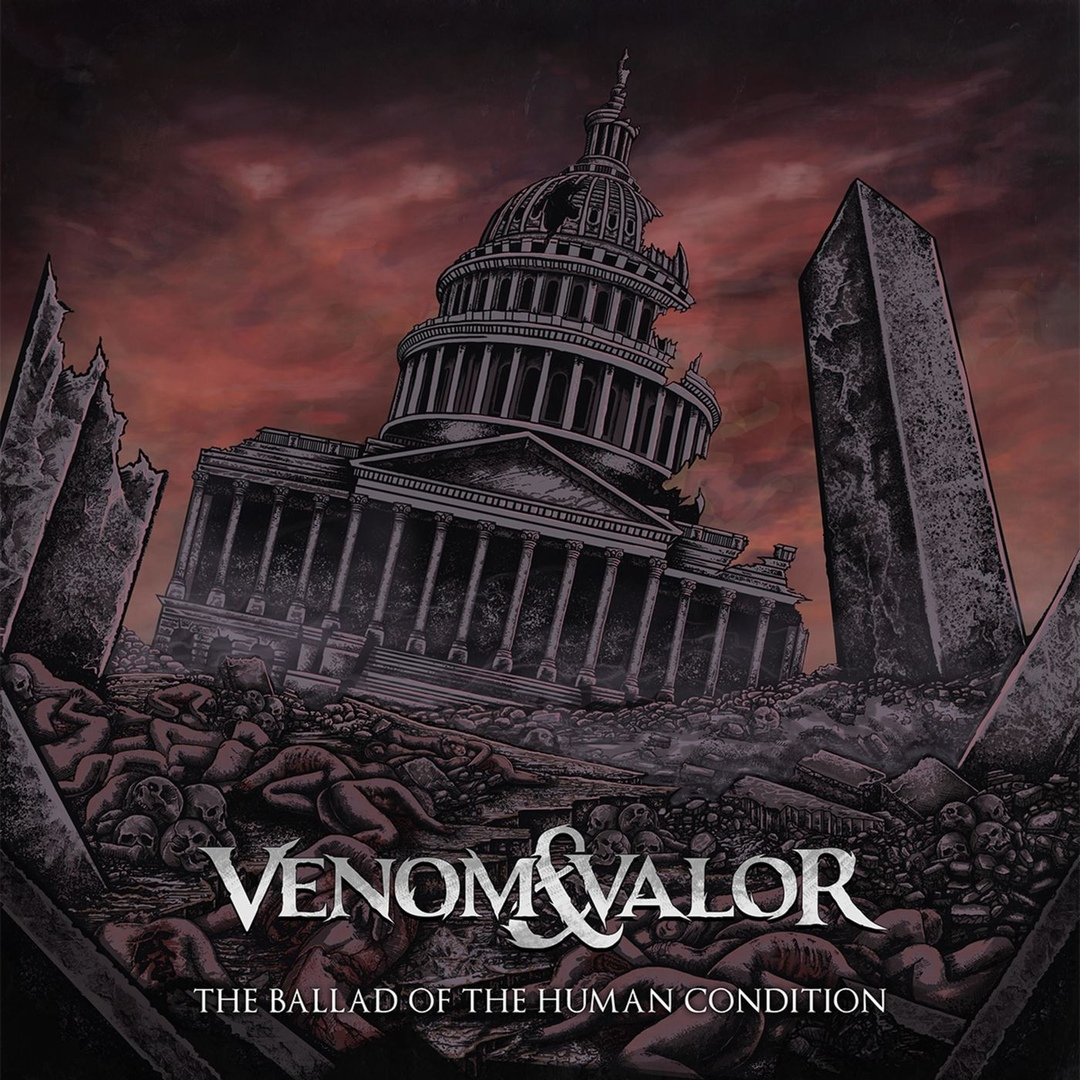 Venom & Valor - The Ballad of the Human Condition [EP] (2019)