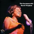 Sarah Vaughan альбом The Incomparable Sarah Vaughan