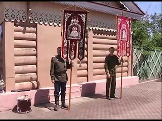 В память о высоком госте: В Улан-Удэ установили мемориальную доску Николаю II