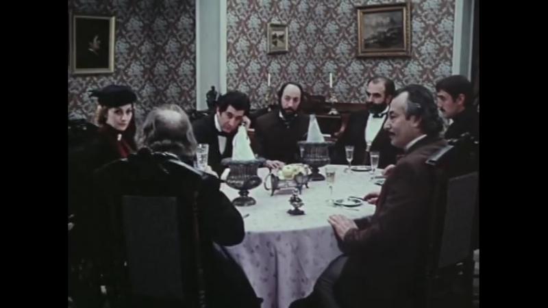Берега. 4 серия (Грузия-фильм, 1977). Драма, экранизация - Золотая коллекция