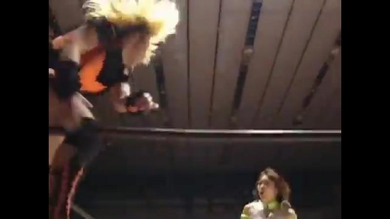 Kayo Noumi vs. Kayoko Haruyama (2.26.2003)