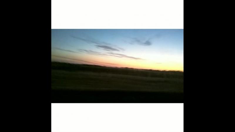 Рассвет в 4:38 утра 😍