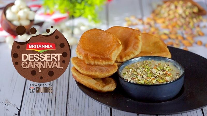 मखाने की खीर के साथ गन्ने के रस की पूरियाँ | Festival Special Recipes | Chef Harpal Singh