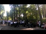 Военный оркестр Военной академии связи, 15.07.2018