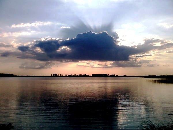 Соминское озеро украина