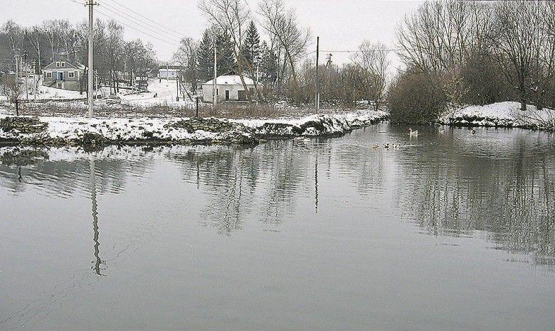 Озеро Викнина украина