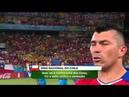 Hino do Chile - Copa do Mundo de Futebol 2014