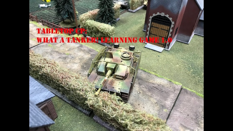 Tabletop CP What a Tanker! Learning game 1.0