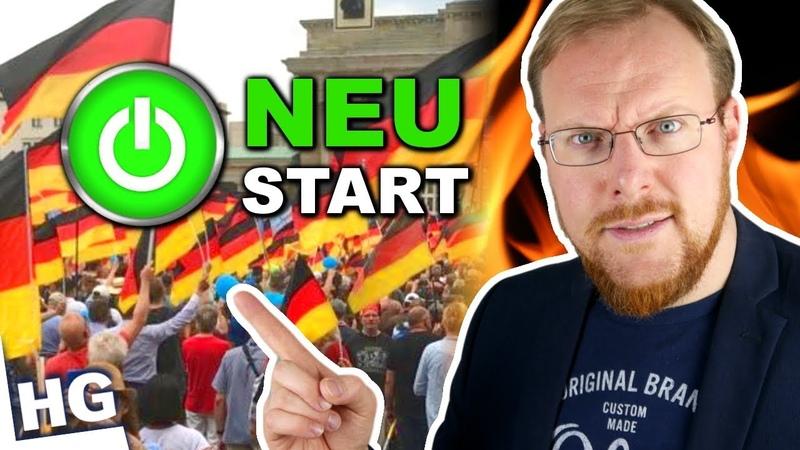 Der deutsche NEUANFANG wäre eigentlich EINFACH