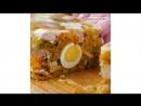 Заливной террин с яйцами Больше рецептов в группе Кулинарные Рецепты