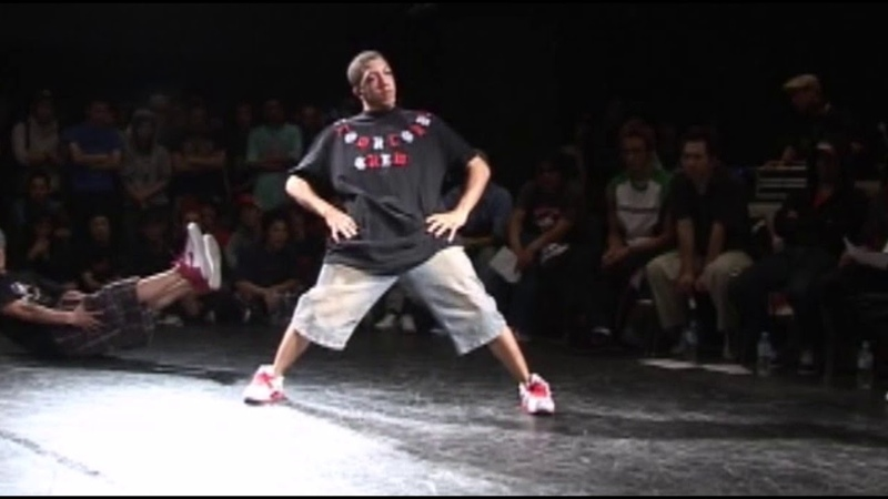 Lil John and Bboy El Nino vs Shangri La feat Lil Ossa Throwback friday