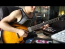 Gibson ES-335 comparison (Line6 Helix direct to FOH)