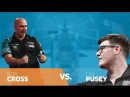 2018 Brisbane Darts Masters Round 1 Cross vs Pusey