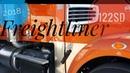 2018 Freightliner 122SD Sleeper Walkaround