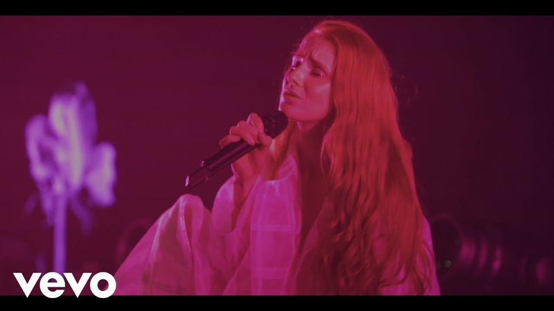 Vera Blue - Mended (Lady Powers Live At The Forum)
