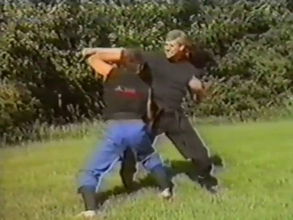 Ninjutsu Robert Bussey Part 2