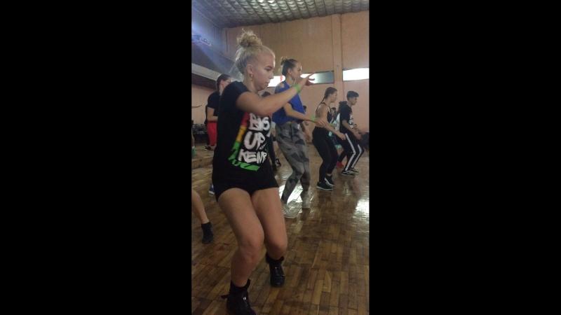 Dancehall Perm Nasty bigupkemp2018