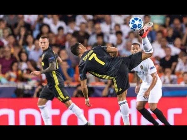 Cristiano Ronaldo - Juventus King 2018/19 Skills Goals HD|