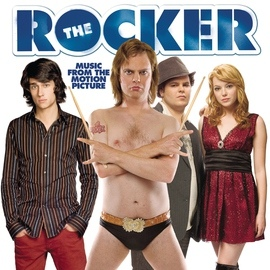 Teddy Geiger альбом The Rocker (Music From The Motion Picture)