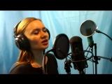 Елизавета Шарк на Студии Звукозаписи TMN REC Тюмень