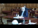Peter (money money money) Sutherland - House of Lords EU home affairs sub-committee Questions