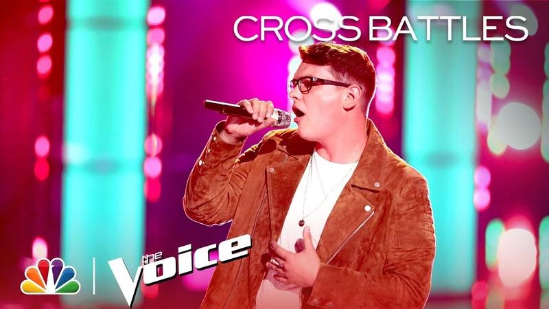 Andrew Jannakos Yours The Voice Cross Battles 2019