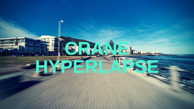 Hyperlapse Tutorial | Zhiyun Crane 2 | Crane Plus | By Luke Maximo Bell