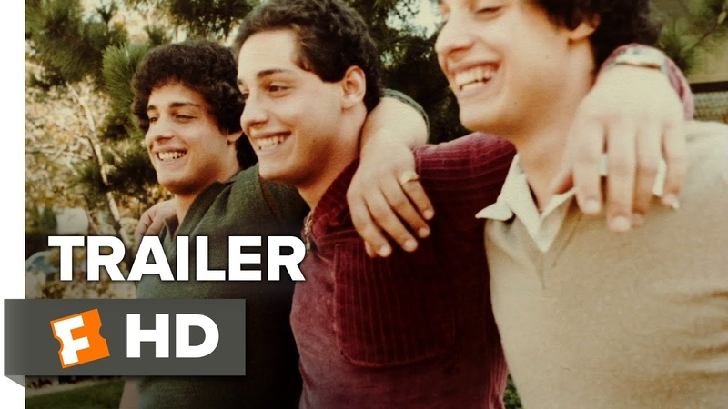 Три одинаковых незнакомца Three Identical Strangers 2018 трейлер