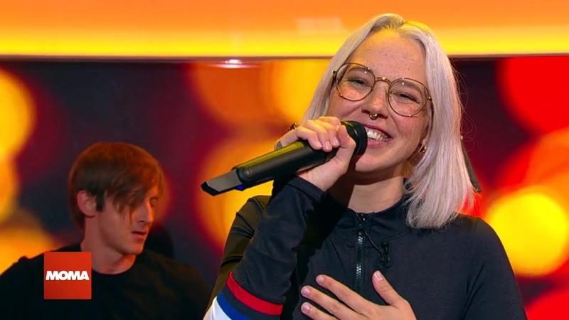 Stefanie Heinzmann - All We Need Is Love - Interviews Auftritt Live @ ARD Morgenmagazin 22.3.2019