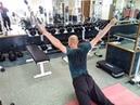 Тренировка плечевого пояса и спины