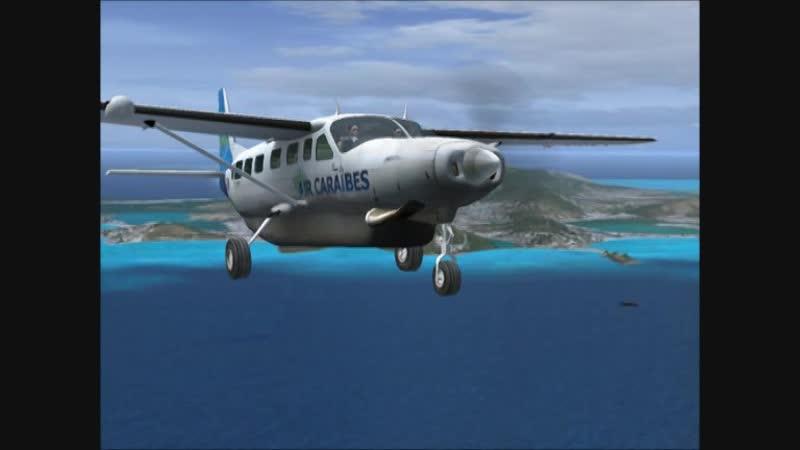 9 лет тому назад! WilcoFeelthere Cessna Caravan и Maarten Complete от FlyTampa. Великий MSFS2004 CoF