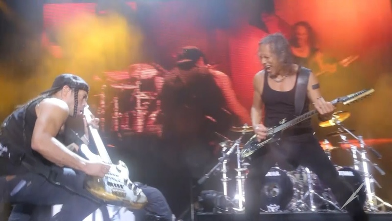Metallica: For Whom the Bell Tolls (Guatemala City, Guatemala - November 3, 2016)