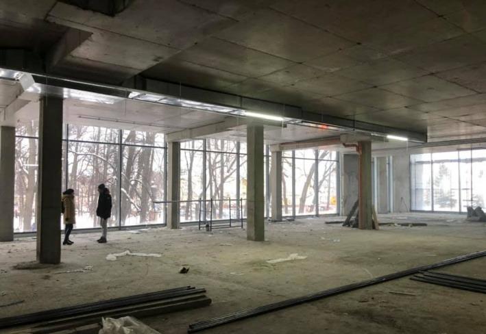 Волков-плаза в Ярославле откроют в 2019 году