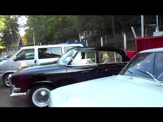 Коллекционеры авто отдохнули в «Салампи»