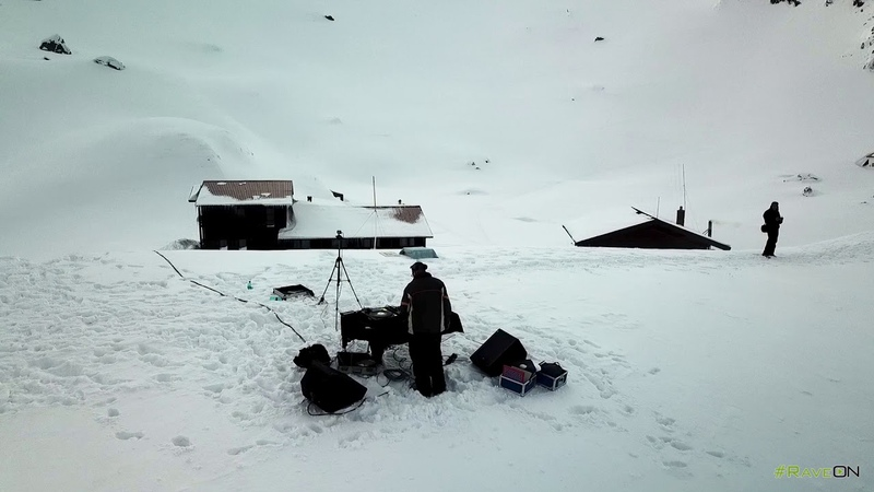 Oreste din Poveste - Decat vinil la Bâlea Lac, iarna (vinyl only - Transfagarasan)