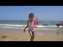 Maira Sultan on vacation in spainVLOG Part 2beachs and swimming pool