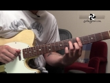Honky Tonk Women. The Rolling Stones. Guitar Lesson Tutorial