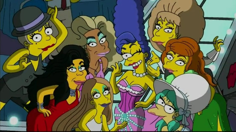 The Simpsons Season 30 Episode 7 Drag Queen Shows