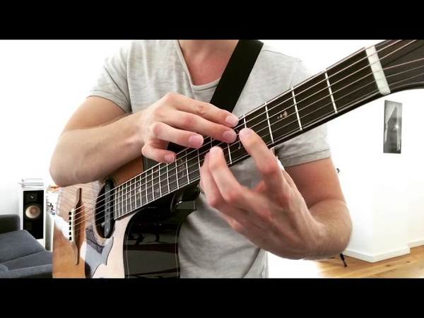 Two-Hand-Tapping Idea - Raw Jam (Tobias Rauscher)