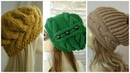 Simple Winter Woolen Caps Designs For Girls/Latest Fashion