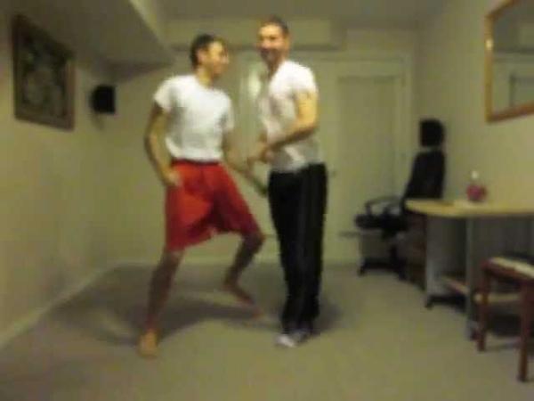 Borat Disco Dance