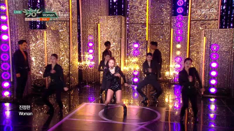 [Comeback Stage] 181026 BoA (보아) - Woman