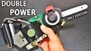 Micro Nitro Powered Chainsaw MK2 - Double the Power!